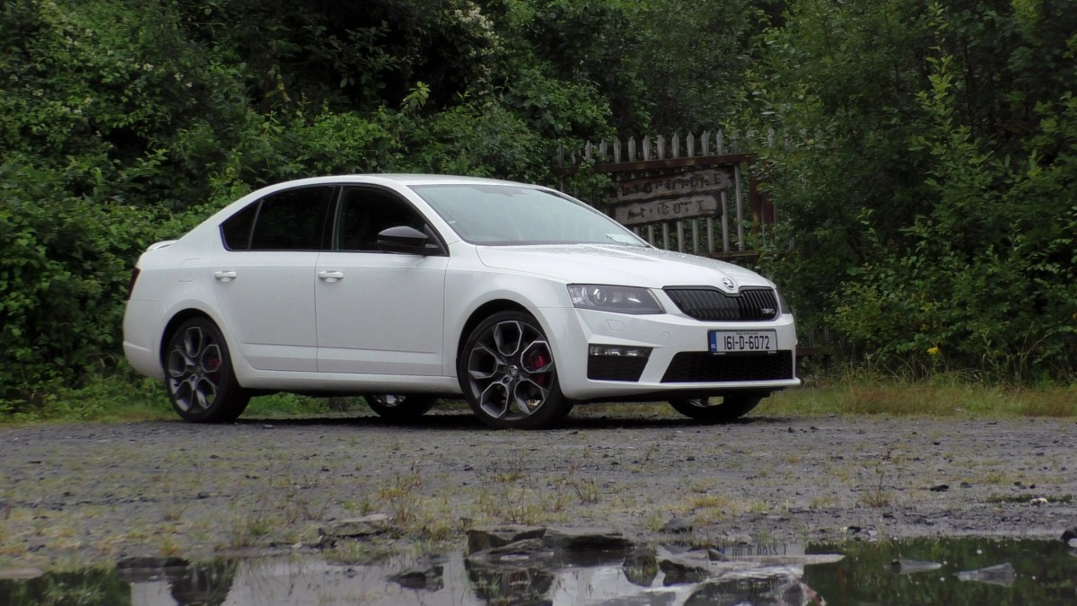 Skoda Octavia RS 2.0 TDI 184bhp DSG 4X4 Review