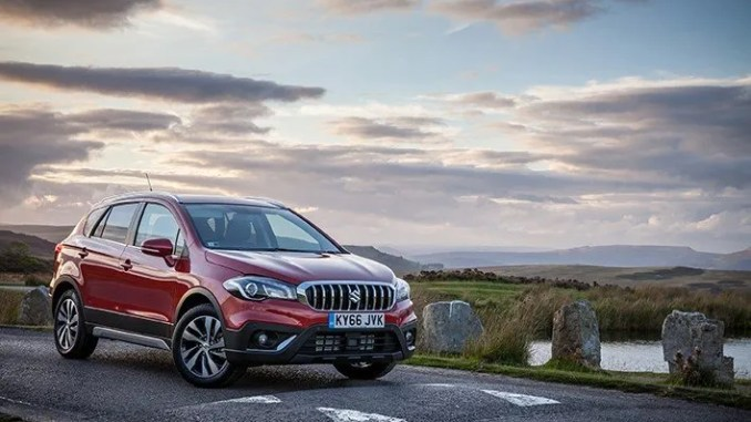 Suzuki SX4 S-Cross Review Ireland