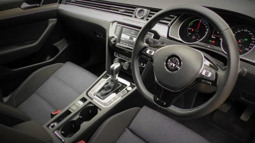 Volkswagen Passat GTE Review Ireland