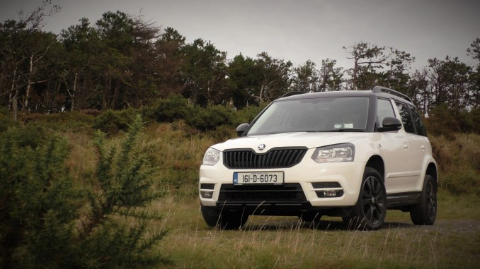 Skoda Yeti Ireland Review
