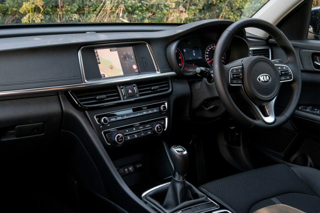 Kia Optima Review Ireland