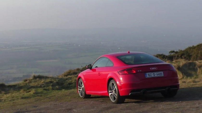 Audi TT Coupé Review Ireland