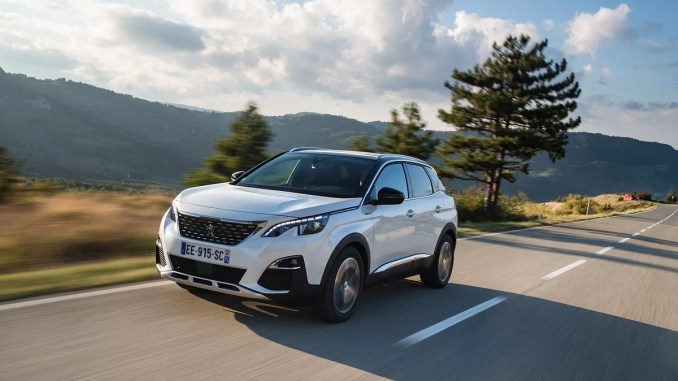 Peugeot 3008 SUV European Car of the Year 2017