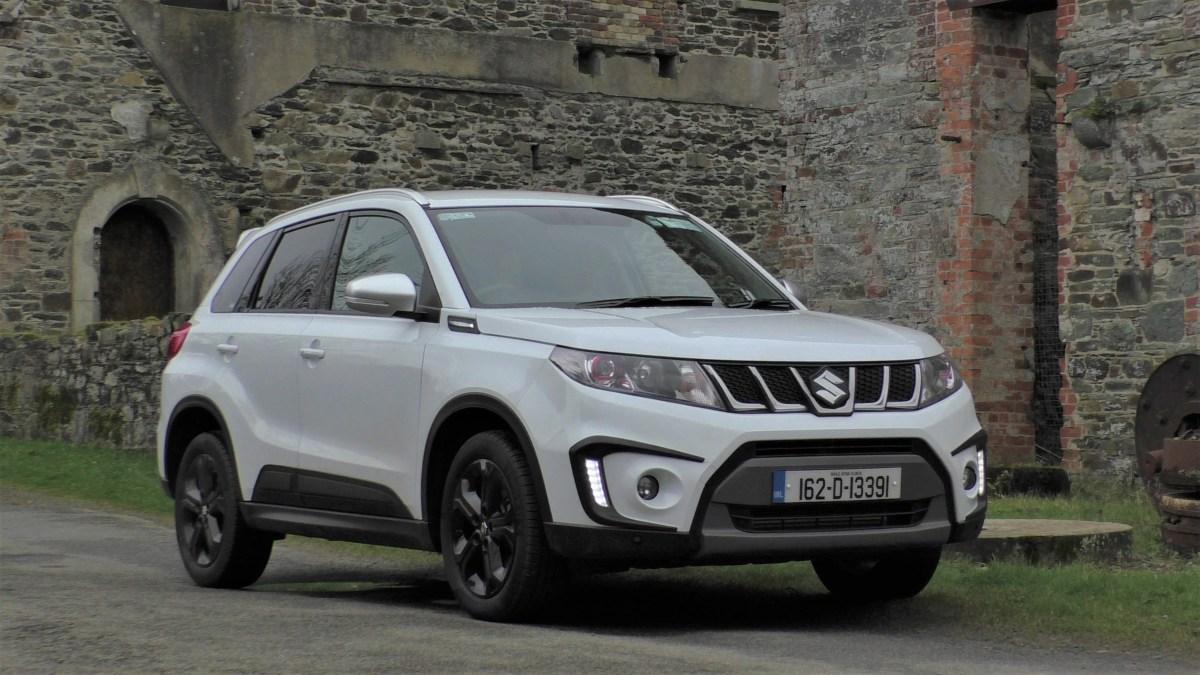 Suzuki Vitara S Review