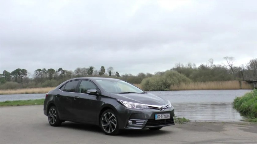 2017 Toyota Corolla Ireland Review