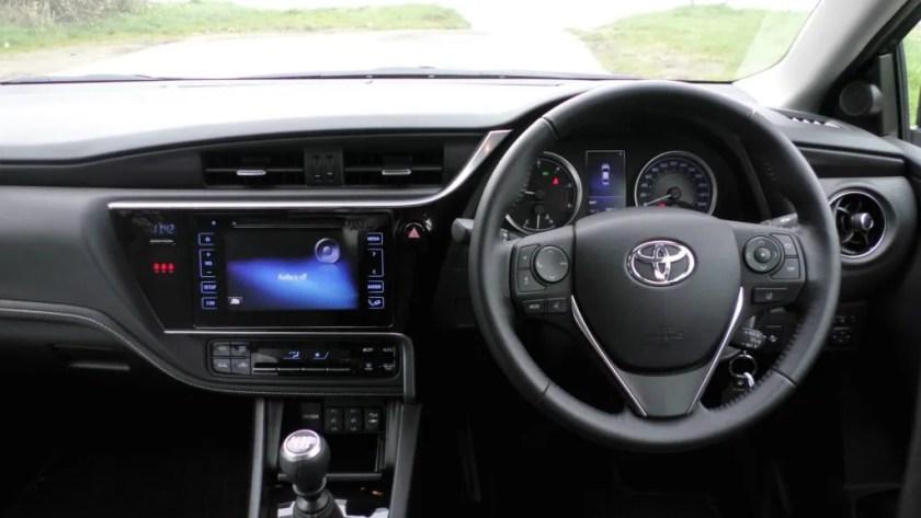 2017 Toyota Corolla Ireland Review