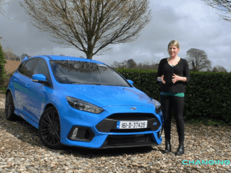 Ford Focus RS ireland