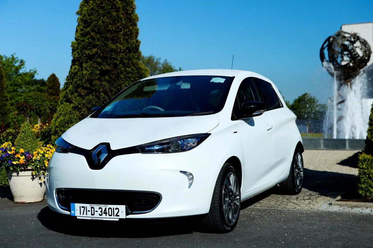 Renault Zoe First Drive Review