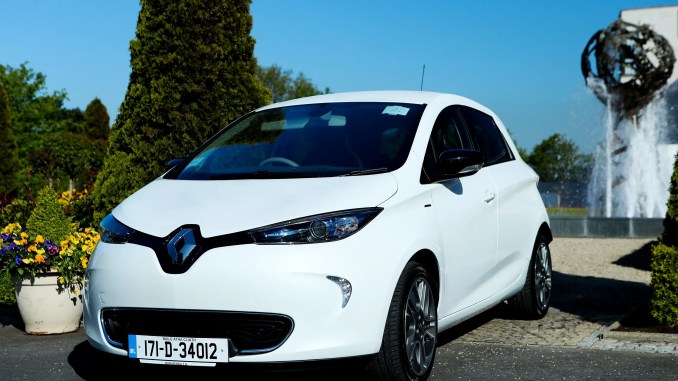 Renault Zoe Ireland Review