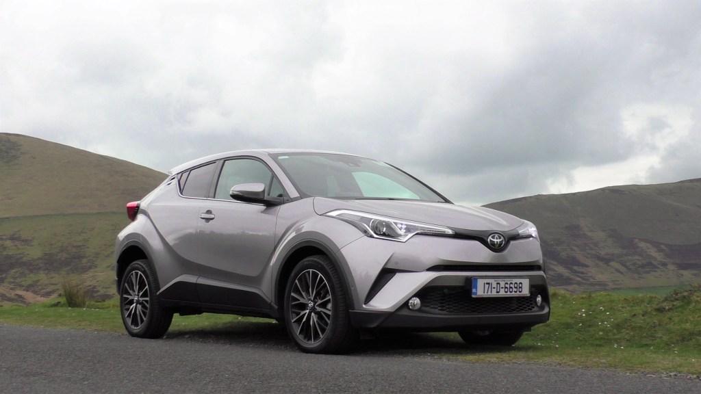 Toyota C-HR review ireland