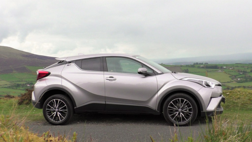 Toyota C-HR review ireland