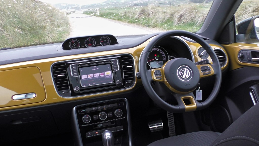 Volkswagen Beetle Ireland Review