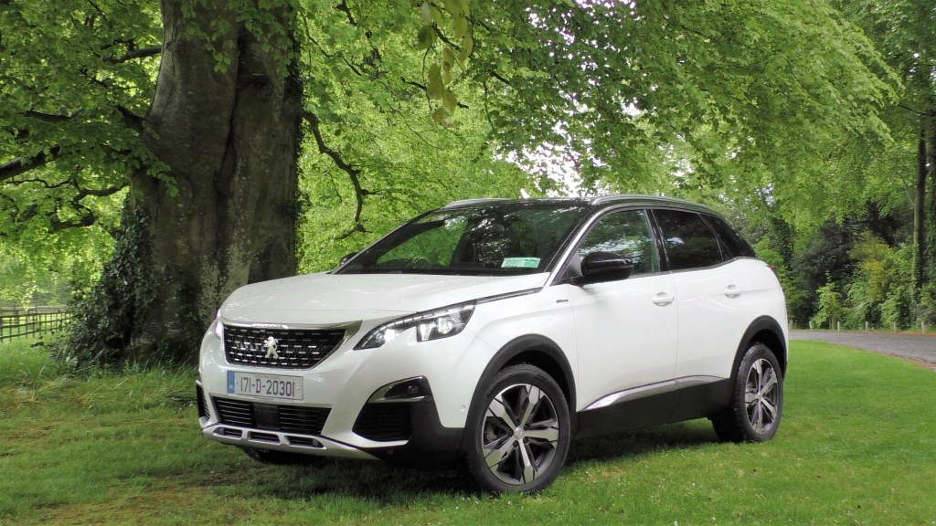 Peugeot 3008 review ireland