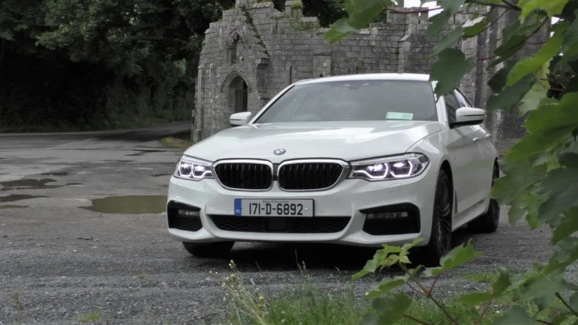 BMW 5 Series Irish Review