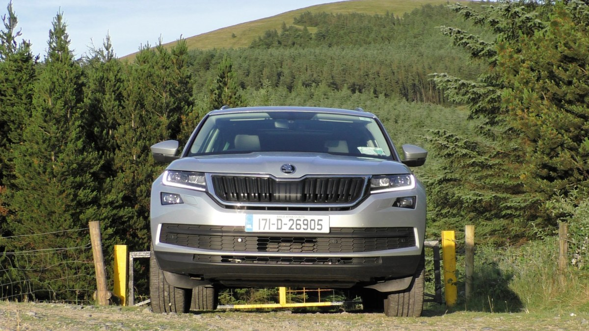 Skoda Kodiaq 2.0TDI 150hp 4x4 Review