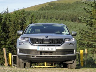 2017 Skoda Kodiaq Ireland Review