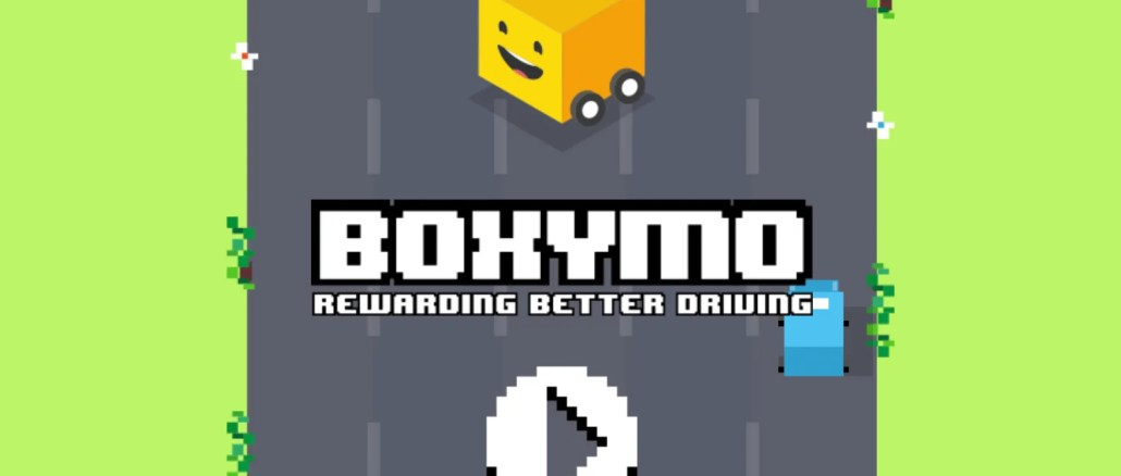 BoxyMo.ie Road safety online game