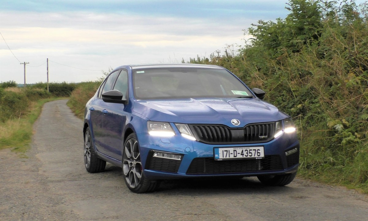 Skoda Octavia RS 2.0-litre TDI 184hp DSG Review