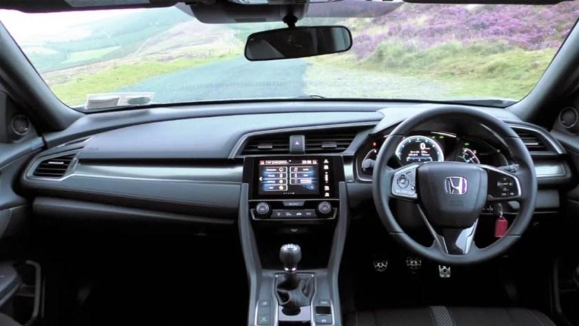 2017 Honda Civic review ireland