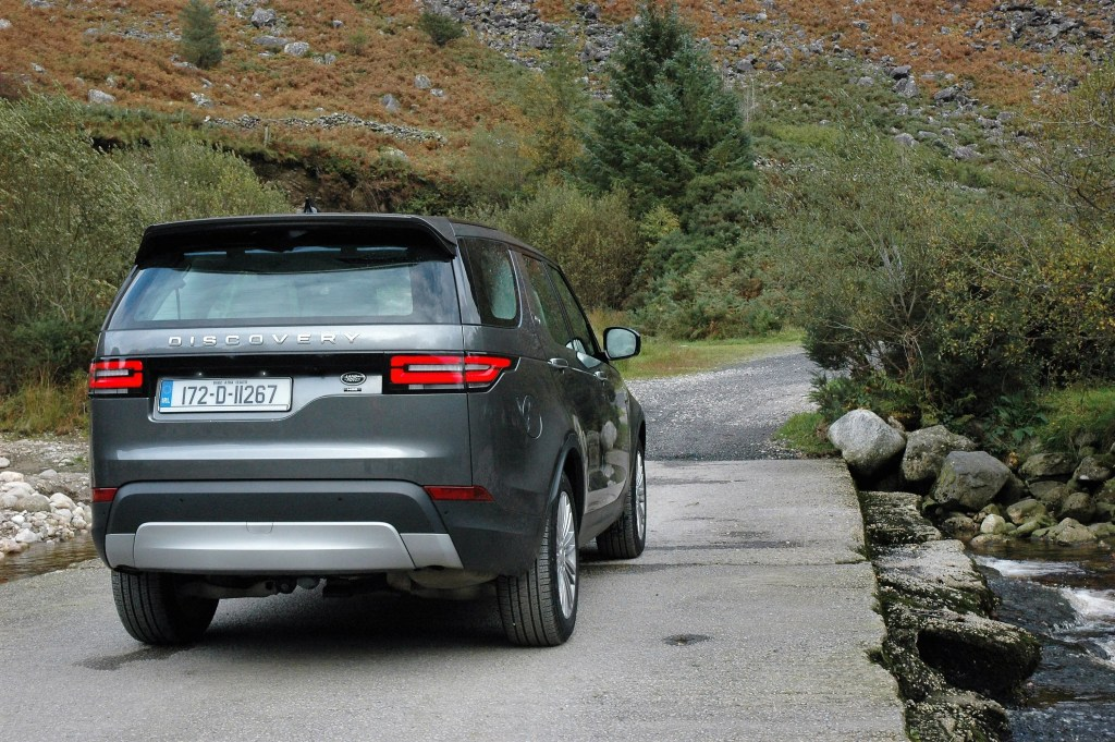 2017 Land Rover Discovery Review Ireland