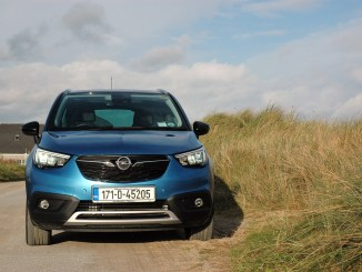 Opel Crossland X review ireland