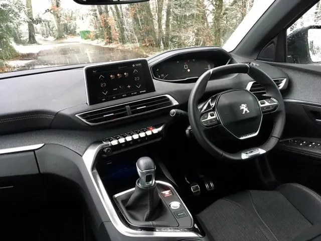 Peugeot 5008 review Ireland