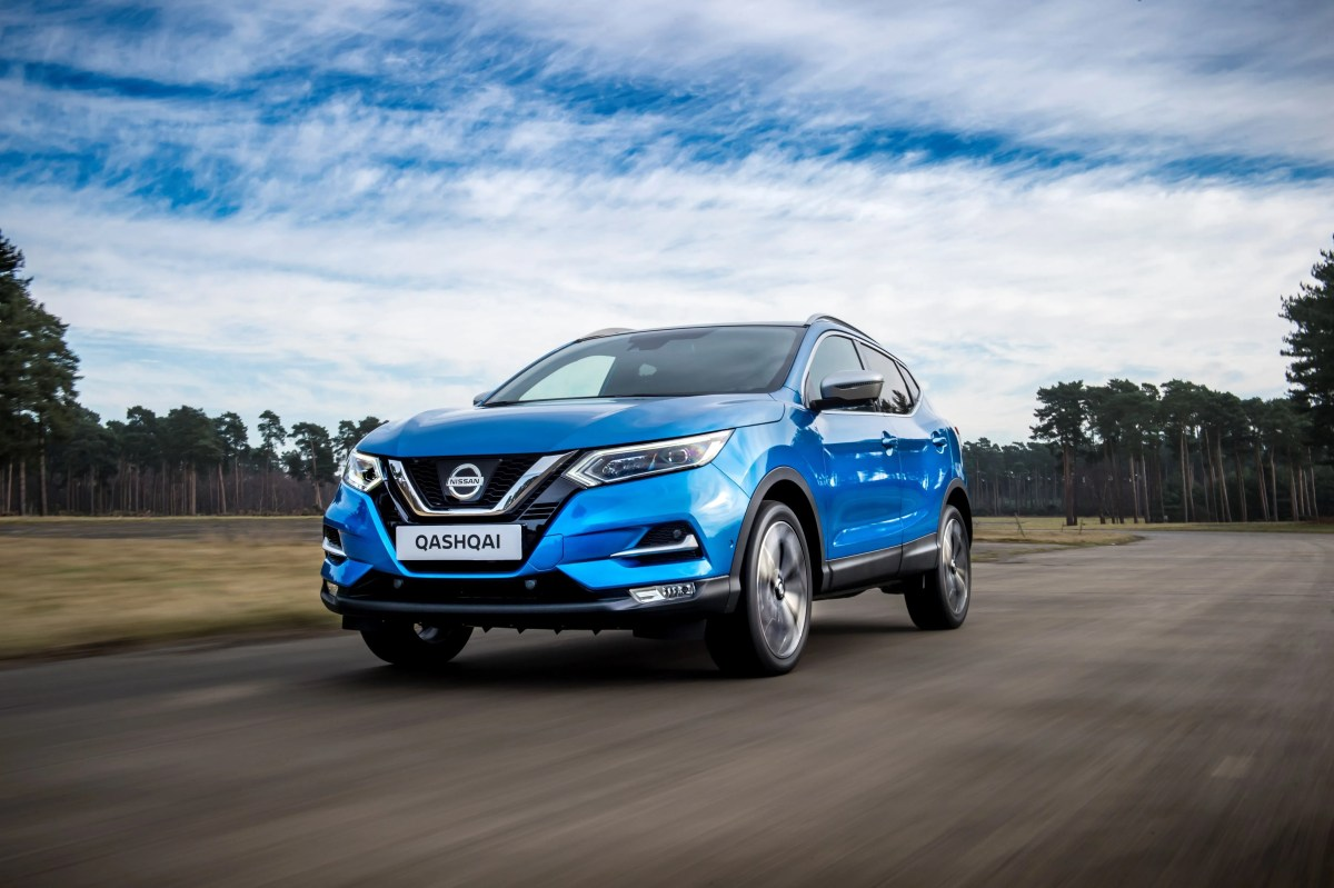 Nissan Ireland 181 Pre-Sales Reveal More Customers Choosing Petrol