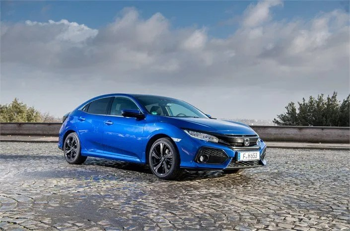 2018 Honda Civic Diesel Arrives In Ireland