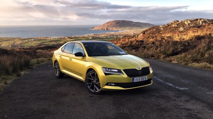 Skoda Superb Ireland