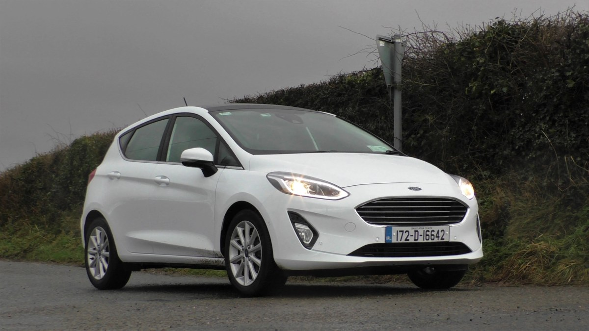 2018 Ford Fiesta 1.0 EcoBoost Review