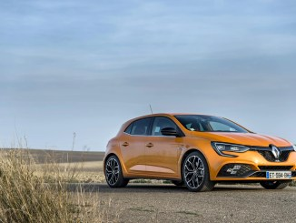 The 2018 Renault Megane R.S.