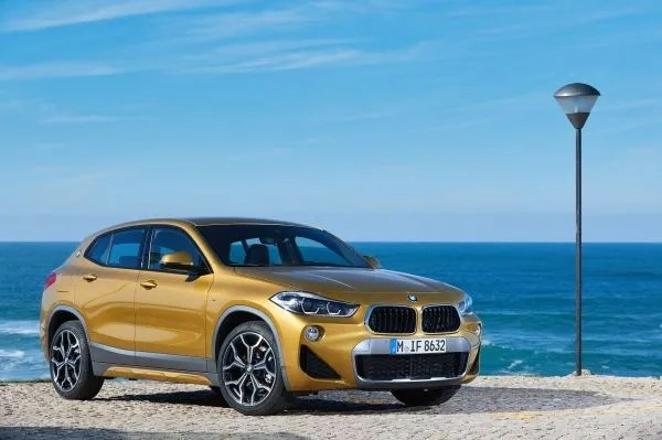 BMW X2 To Launch In Ireland In March