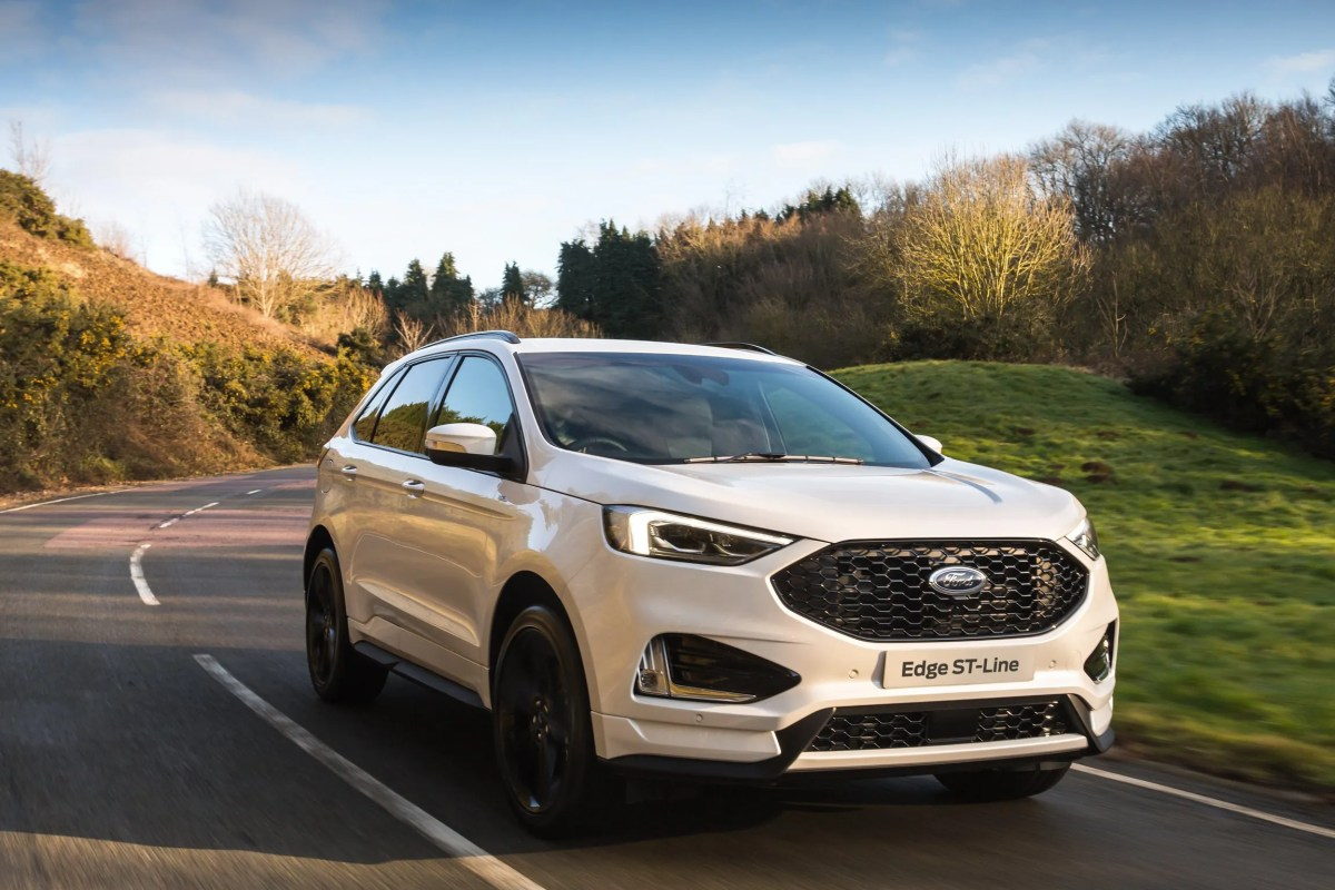 Ford Completes Sporty St Line Range In Ireland With New Models