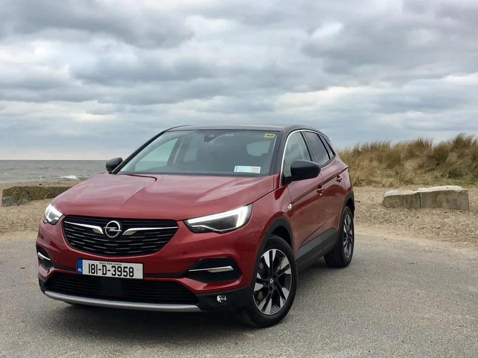 Opel Grandland X 1.2 Petrol Review