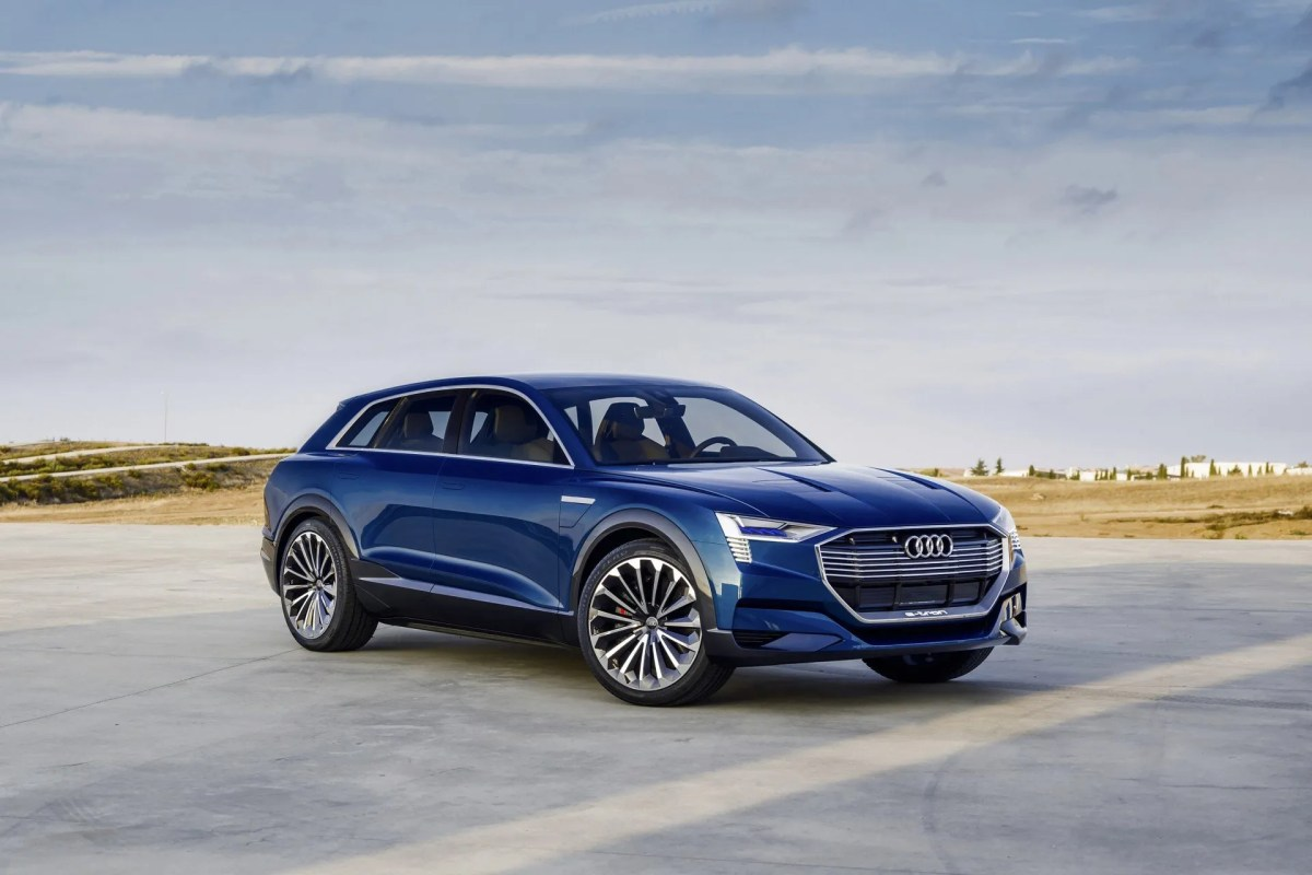 Online Reservations Open For 2019 Audi Electric SUV