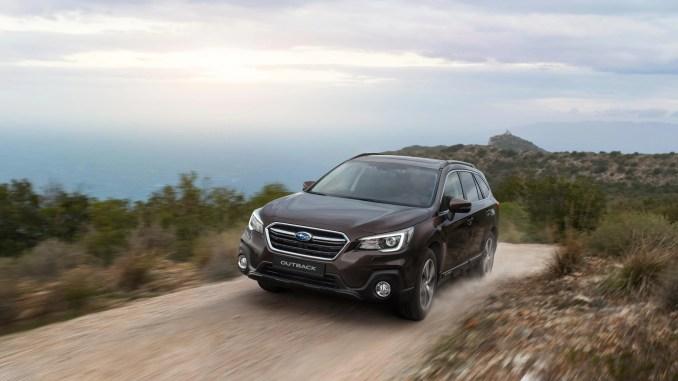 The 2018 Subaru Outback