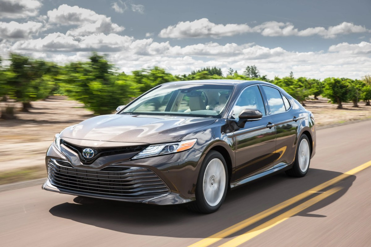Toyota Camry Returning To Ireland In 2019
