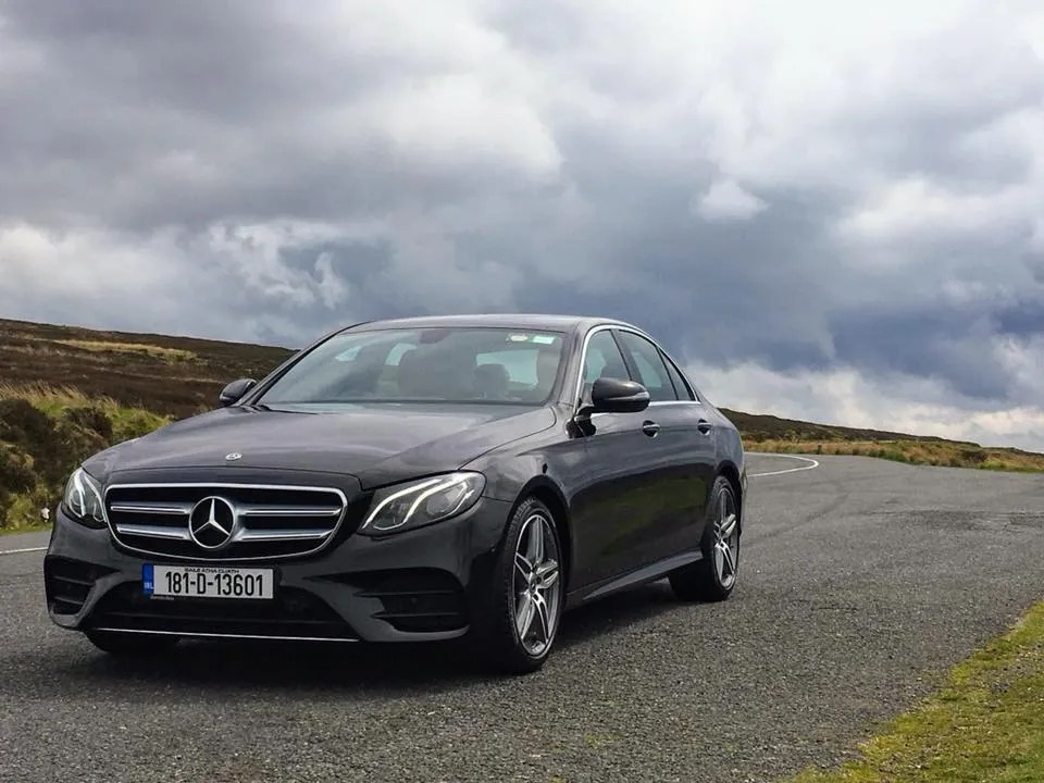 Mercedes-Benz E-Class Saloon Review