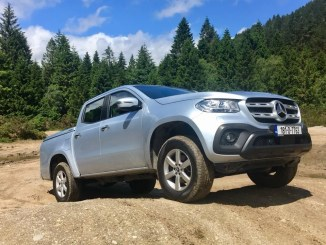 The Mercedes-Benz X-Class
