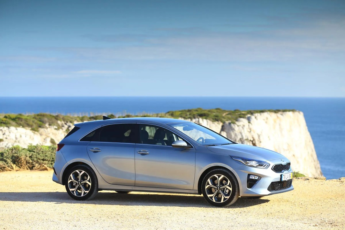 2018 Kia Ceed Irish Pricing And Specs