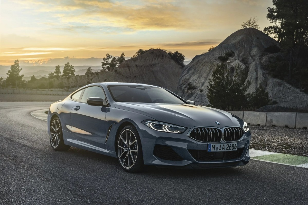 New BMW 8-Series Irish Pricing