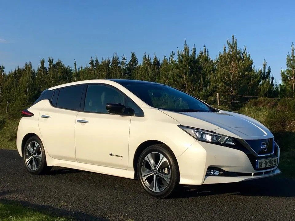 The 2018 Nissan Leaf