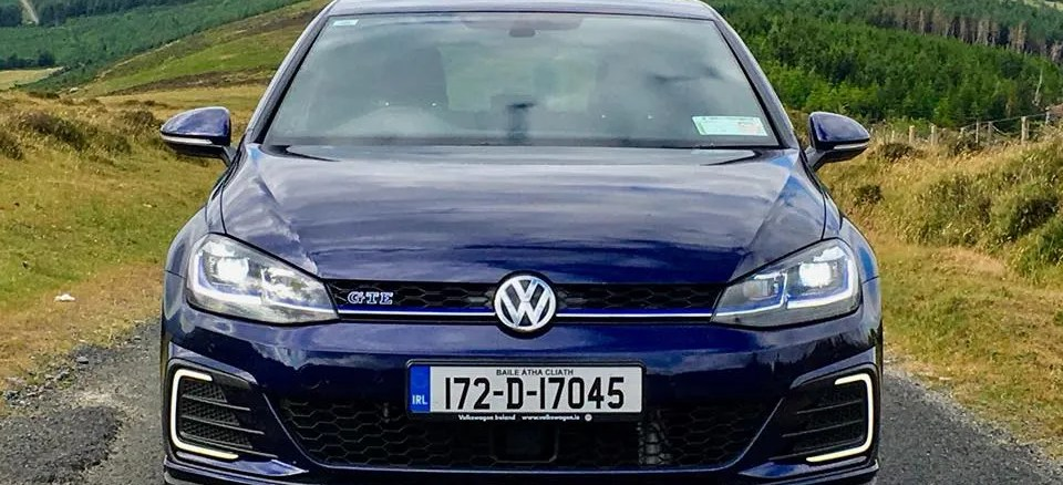 2018 Volkswagen Golf GTE