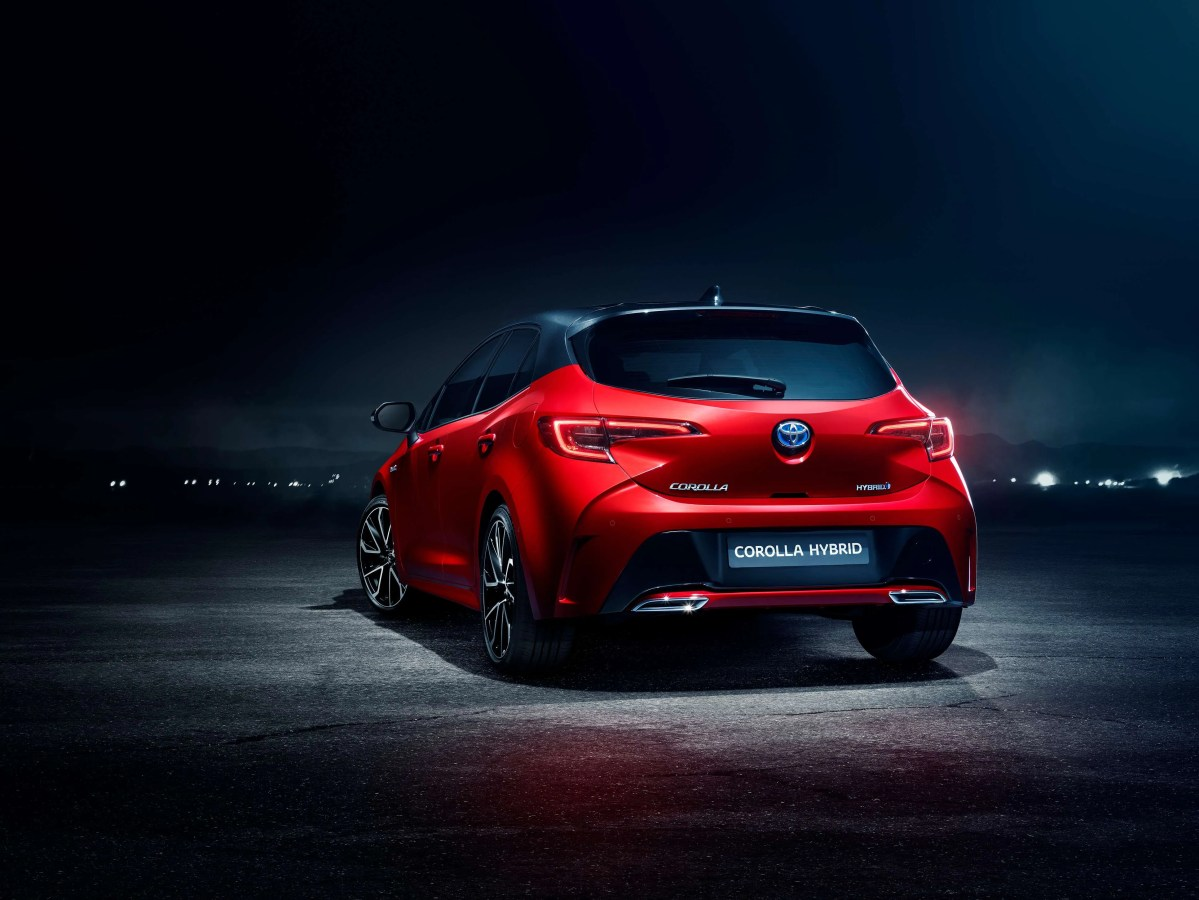 New 2019 Toyota Corolla Revealed For Ireland