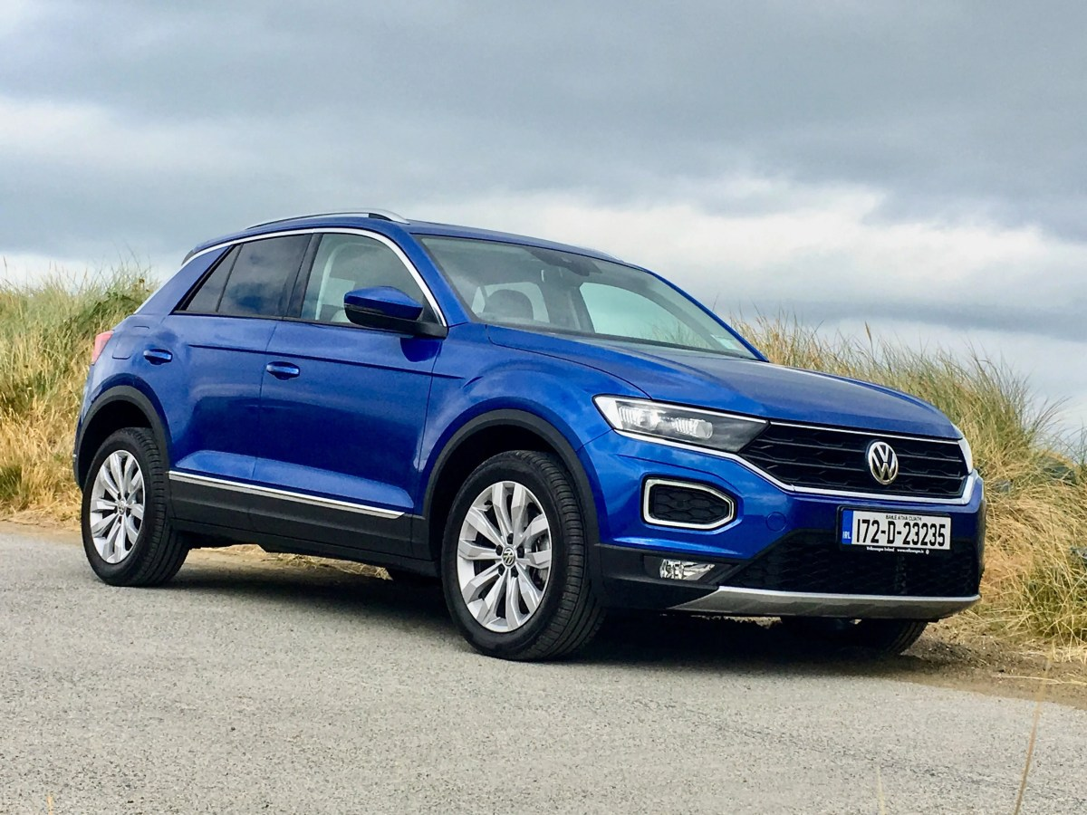 2018 Volkswagen T-Roc 1.5TSI EVO Review