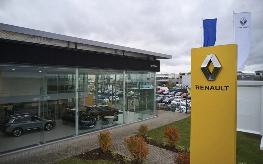 Windsor Renault & Dacia Airside North Dublin