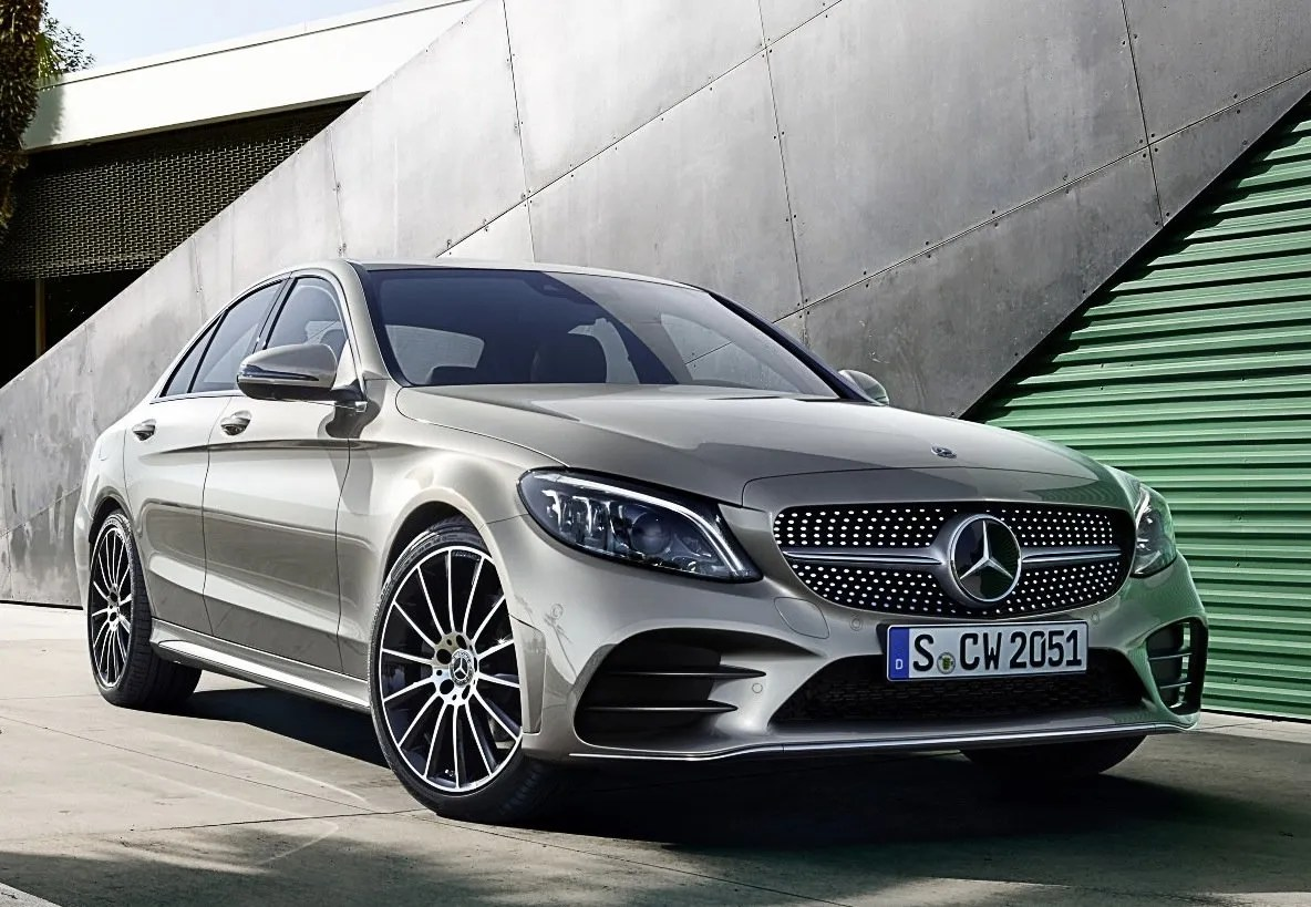 New 2019 Mercedes-Benz C-Class Arrives