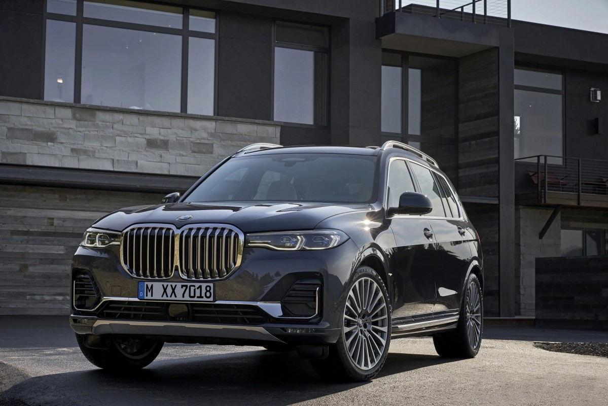 BMW X7 Pricing For Ireland