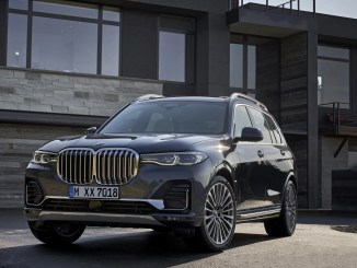 The new BMW X7 will arrive in Ireland in April 2019