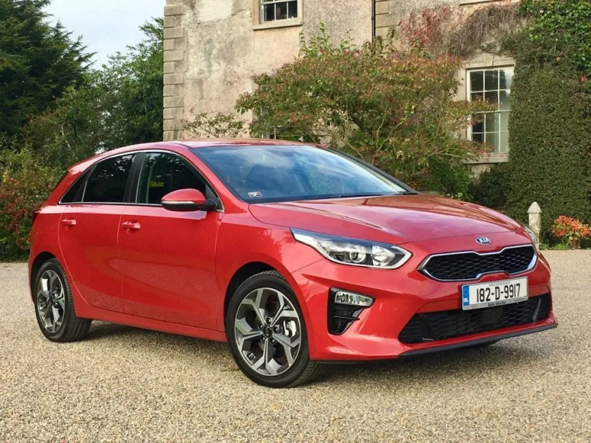 The new Kia Ceed is now available in Ireland
